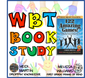 WBT's New Book – 122 Amazing Games Chapters 1 & 2 Book Talk