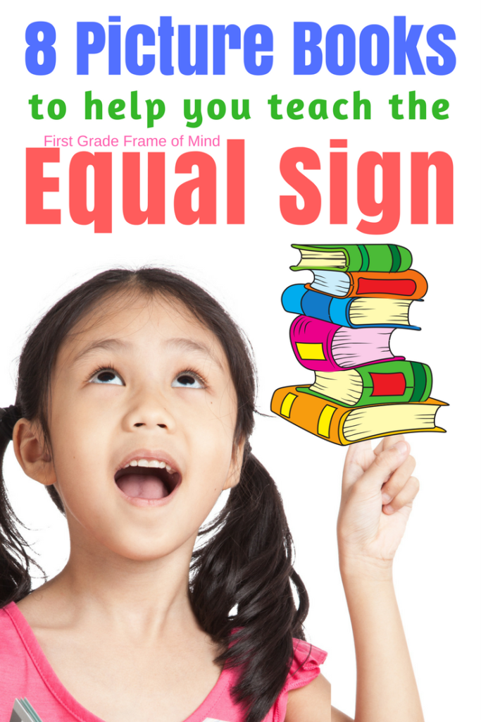 Looking for some books that will help teach the equal sign? Well, have you considered books on balance and comparing? Check out these books that would be a perfect collection to help you teach the concept of the equal sign!
