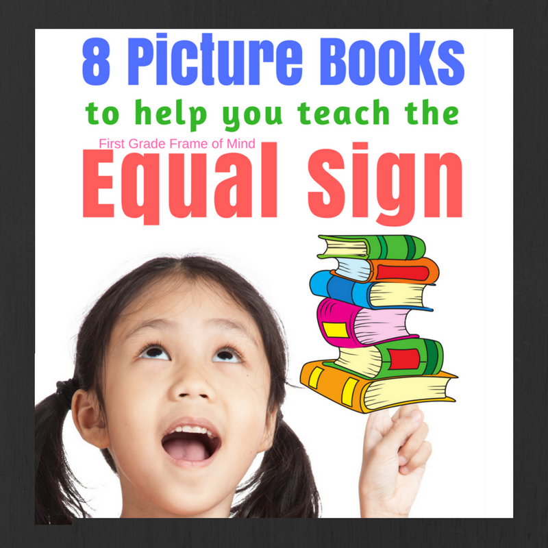 8 Picture Books to Help Teach the Equal Sign